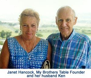 Janet Hancock, Founder